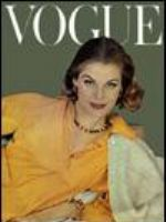 Vogue Magazine [United States] (1 August 1958)