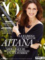 YO DONA Magazine [Spain] (16 August 2014)