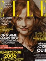 Elle Magazine [France] (12 December 2005)
