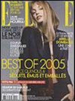 Elle Magazine [France] (19 December 2005)