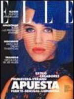 Elle Magazine [Spain] (March 1991)