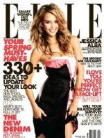 Elle Magazine [United States] (February 2008)