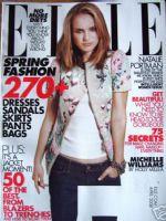 Elle Magazine [United States] (April 2008)