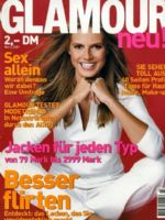 Glamour Magazine [Germany] (March 2001)