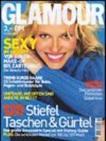 Glamour Magazine [Germany] (October 2001)