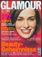 Glamour Magazine [Germany] (November 2001)