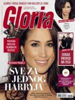 Gloria Magazine [Croatia] (5 October 2017)