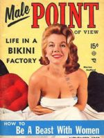 Male Point Magazine [United States] (November 1957)