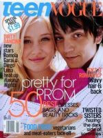 Teen Vogue Magazine [United States] (April 2004)