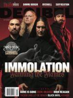 Decibel Magazine [United States] (March 2017)