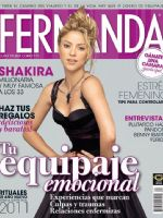 Fernanda Magazine [Mexico] (December 2010)