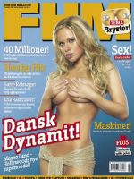 FHM Magazine [Denmark] (August 2005)