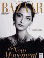 Harper's Bazaar Magazine [India] (March 2016)
