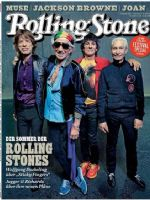 Rolling Stone Magazine [Germany] (July 2015)
