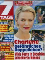 7 Tage Magazine [Germany] (20 February 2016)