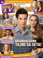 TV Novele Magazine [Serbia] (February 2016)