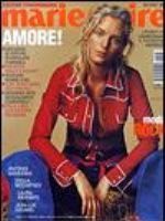 Marie Claire Magazine [Italy] (June 2001)