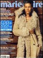 Marie Claire Magazine [Italy] (November 2001)