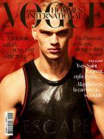 Vogue Hommes International Magazine [France] (March 2014)