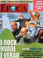 Epoca Magazine [Brazil] (January 2001)