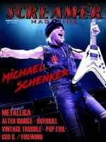 Screamer Magazine [United States] (March 2017)