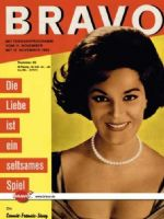 Bravo Magazine [Germany] (10 November 1962)