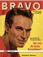 Bravo Magazine [Germany] (8 December 1962)