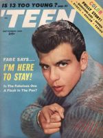 Teen Magazine [United States] (September 1960)
