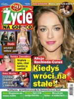 Zycie na goraco Magazine [Poland] (23 December 2014)