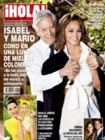 Hola! Magazine [Mexico] (8 April 2017)