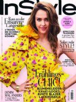 InStyle Magazine [Germany] (April 2018)