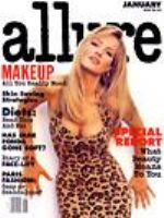 Allure Magazine [United States] (January 1992)