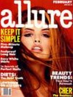 Allure Magazine [United States] (February 1992)