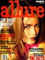 Allure Magazine [United States] (March 1992)