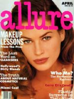 Allure Magazine [United States] (April 1992)