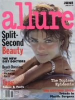 Allure Magazine [United States] (June 1992)