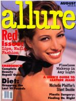 Allure Magazine [United States] (August 1992)