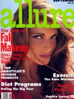 Allure Magazine [United States] (September 1992)