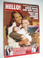 Hello! Magazine [United Kingdom] (19 September 2000)