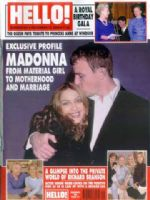 Hello! Magazine [United Kingdom] (12 December 2000)