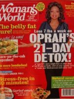 Woman's World Magazine [United States] (25 August 2008)