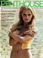 Penthouse Magazine [United States] (October 1970)