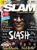 SLAM alternative music magazine Magazine [Germany] (October 2014)
