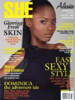 She Magazine [Jamaica] (January 2012)