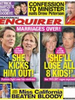 The National Enquirer Magazine [United States] (25 May 2009)