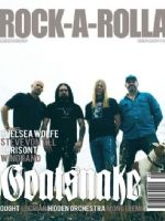 Rock-A-Rolla Magazine [United Kingdom] (August 2015)