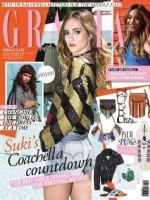Grazia Magazine [United Arab Emirates] (20 April 2016)