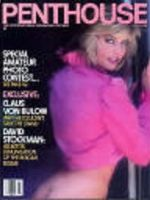 Penthouse Magazine [United States] (March 1986)