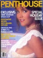 Penthouse Magazine [United States] (December 1986)