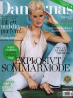 Damernas Varld Magazine [Sweden] (July 2011)